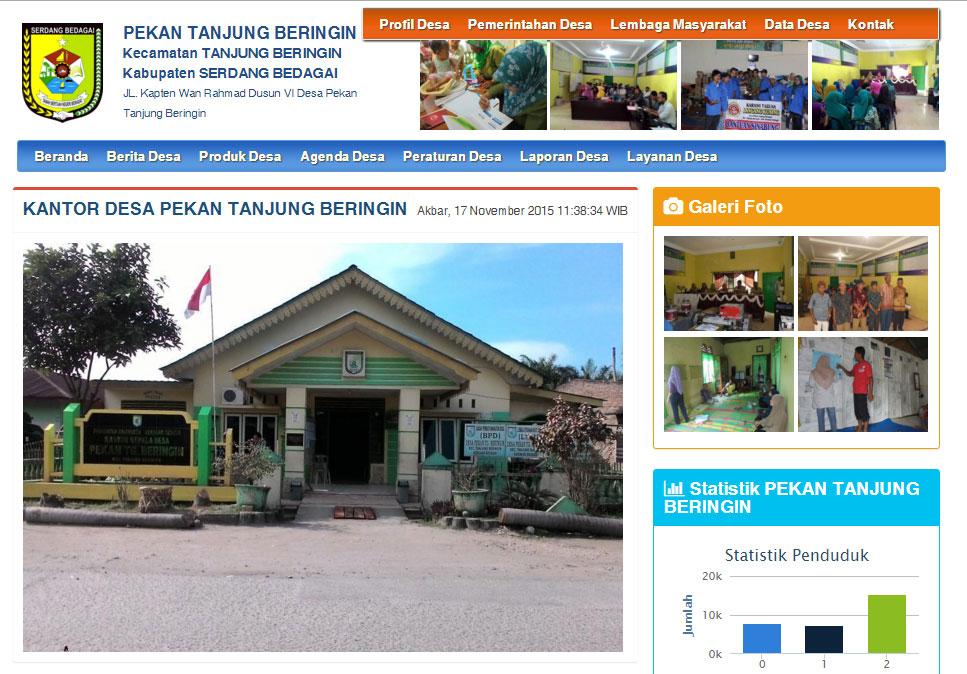 SID-Pekan Tanjung Beringin