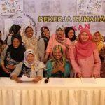 Jaringan Pekerja Rumahan Indonesia Resmi Berdiri