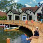 Desa Pandak Kelola Aset Desa Jadi Wahana Wisata Internasional