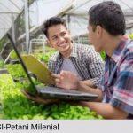 Kementan Siapkan Dana Dua Triliun untuk Petani Milenial