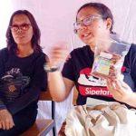Apni Naibaho Petik Untung dari Sayuran Organik