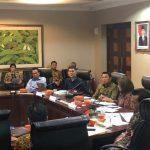 Rapat Tingkat Menteri untuk Percepat Realisasi Reforma Agraria