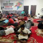 Atas Rasa Kemanusiaan, Soekirman Fasilitasi Petani Simalingkar & Mencirim Menginap di Rumah Dinas Bupati Sergai